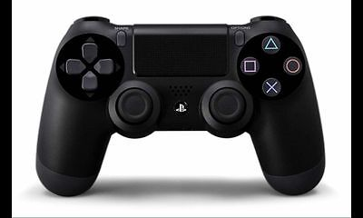 Sony Playstation 4 - DUALSHOCK 4 Wireless Controller, Gamepad, Schwarz . WOW
