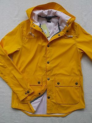 Barbour Reelin Slim Men's Jacket - Yellow, Size M (Chest 38-40)