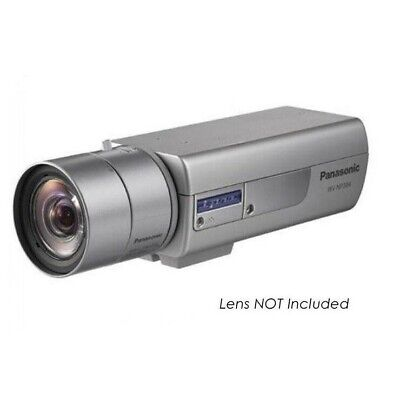 New Panasonic WV-NP304 High-Quality Fixed Network Camera WVNP304