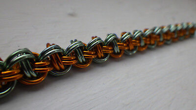 Tornado jump chain weave Chainmaille DIY TUTORIAL PDF only