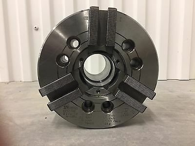 Howa H037M6 Open Center 3 Jaw Power Chuck