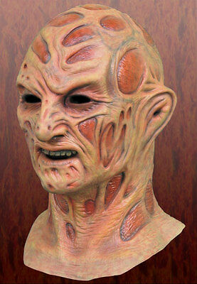 Freddy Krueger Stunt Mask  5   Scary Nightmare