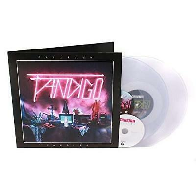 "Callejon ""Fandigo""  Gatefold clear 2LP + CD  [German Metalcore, Tipp!!!]"