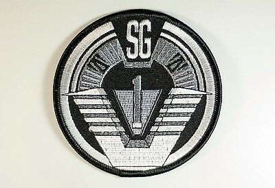 Stargate - SG1 - Iron on Patch