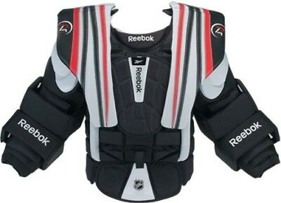 (Youth S/M) - REEBOK Premier 4 / P4 Goalie Youth Chest and Arm. Brand New