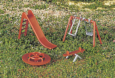 Bachmann® Playground Equipment #42214 - HO Model Trains