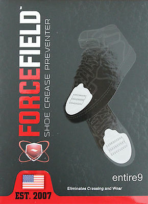 ForceFields Shoe Crease Preventers - Sneaker Decreaser Force Fields LARGE 11.5+