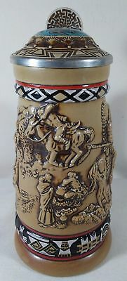Avon Indians of the American Frontier Stein Native American 1988