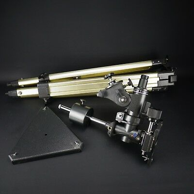 Orion Skyview Deluxe EQ Mount w/ Telescope Tripod - Excellent Condition!