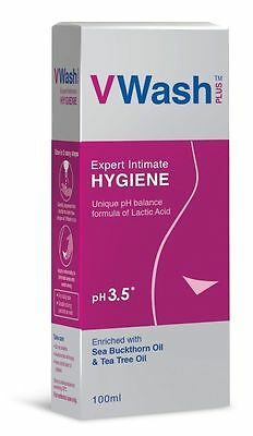 V Wash Plus Vaginal Lotion For Women | 100ml | Free Shipping Worldwide