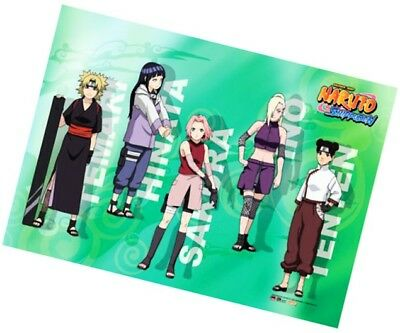 Great Eastern Entertainment Naruto Shippuden The Girls Wall Scroll, 33 by...