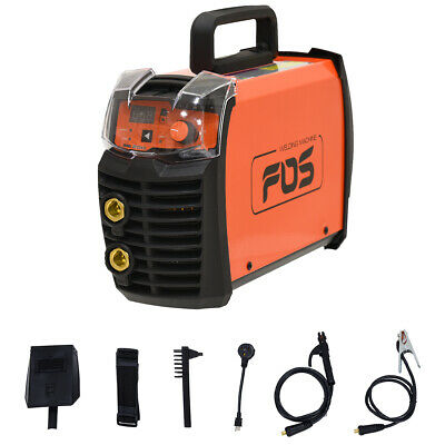 MMA TIG ARC IGBT Welding Machine 200 AMP 110/220V Welder DC Inverter LED Display