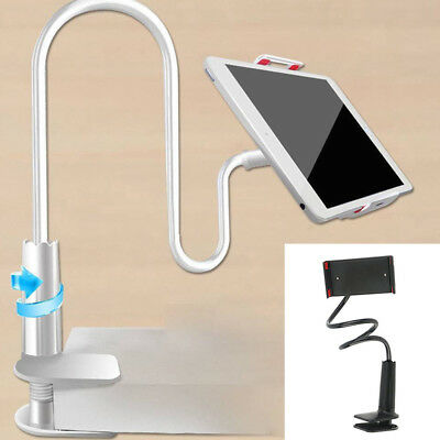 360° Rotation Lazy Holder Flexible Arm Table Stand Mount for Smart Phone/Tablet