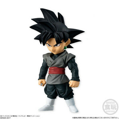 Dragon Ball Super Goku Black Candy Toy Adverge Vol. 4 Bandai New Nueva