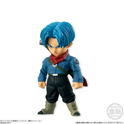Dragon Ball Super Future Trunks Candy Toy Adverge Vol. 4 Bandai New Nueva Figure