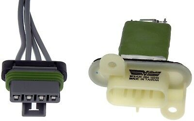HVAC Blower Motor Resistor Kit Dorman 973-434