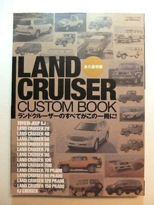 LAND CRUISER CUSTOM BOOK TOYOTA History Data Photo Collection 1951-2011 Japanese