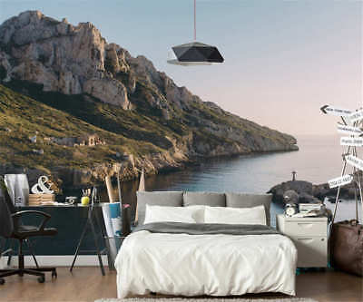 Superb Novel Cliff 3D Full Wall Mural Photo Wallpaper Printing Home Kids Decor