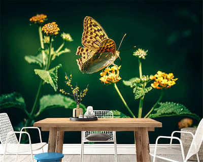Concise Firm Lotus 3D Full Wall Mural Photo Wallpaper Printing Home Kids Decor