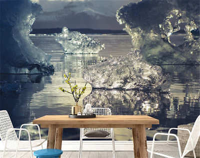 Moist Sincere Lake 3D Full Wall Mural Photo Wallpaper Printing Home Kids Decor
