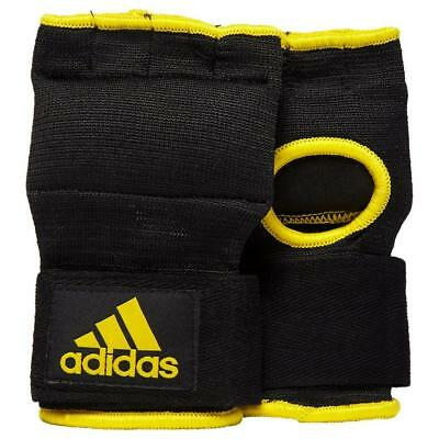 Adidas Super Padded Inner Gloves Boxing Equipment Protection Black