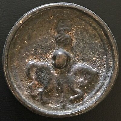 960-1127 AD Song Dynasty Period,Horse Zodiac,Ancient Mirror Chinese Coin,41 mm.