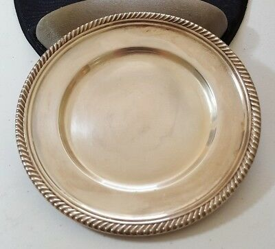 Gorham sterling bread & butter plate #180 6""