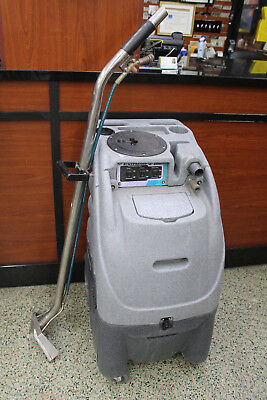 Sandia Sniper 2100 Carpet Steam Cleaning Extraction Machine w wand and hoses