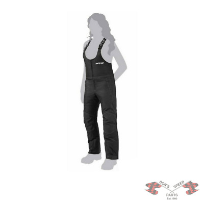 5250-762 Women's Advantage Bibs - Black-M
