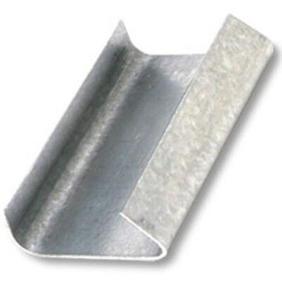 "Snap Seals for 3/4"" Steel Strapping (Pack of 1000 seals)"