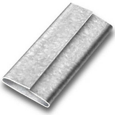 """Push Seals for 3/4"""" Steel Strapping (Pack of 2500 seals)"""