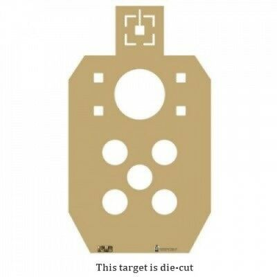 (12 Pcs) - Low Speed High Drag Training Target Good daylight contrast and easy