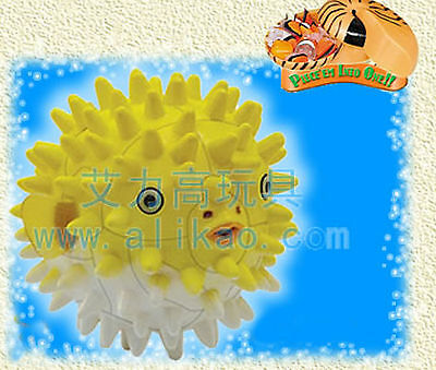 4D Animal Puzzle Toy Assembly Ball Fish Egg #B-71