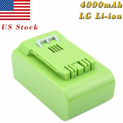 Creabest 24V 4000mAh Li-ion Battery for GreenWorks G-24 24V 29842 29852 29322