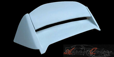 Honda Civic EP3 Type R Mugen Style Rear Spoiler With Adjustable Blade