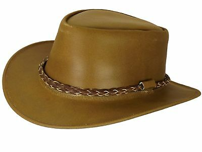 Thor Equine Leather Hat Cowboy Hat Western Hat, Gregory, S-XL