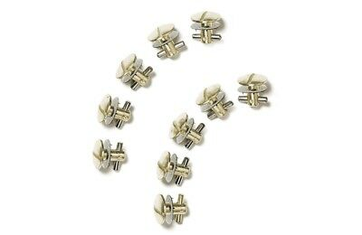 SIDI Boot Fast Release Screws With Washers for SRS/SMS #68 10pcs