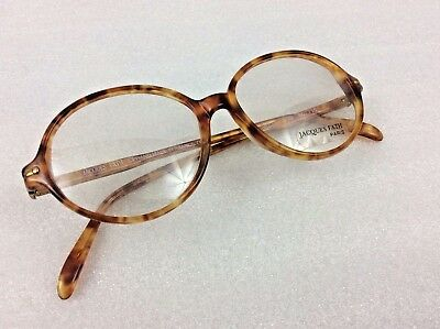 Vintage Eyewear - Jacques Fath 93440 50/15 glasses frames - Hand made in Paris