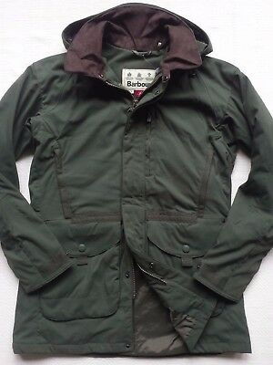 Barbour  Bransdale Men's Shooting  Jacket - Forest Green, Size M