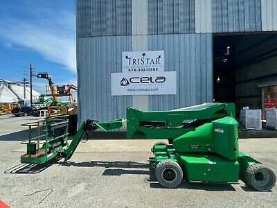 2007 Genie GS-3268RT Rough Terrain Scissor Lift