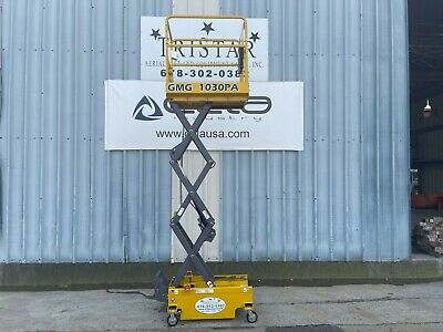 BilJax 4527A Towable Boom Lift, 51' Height, 27' Outreach - SPECIAL PRICING!