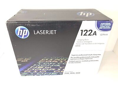 HP Color LaserJet 122A Q3964A Drum Unit - 2250, 2820, 2840 -NEW- FREE Shipping!