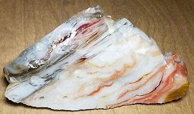 ☆EXOTIC☆ MULTICOLOR SWIRL Akro Agate Marble Cullet Scrap Glass RARE 1 LB 1.4 OZ