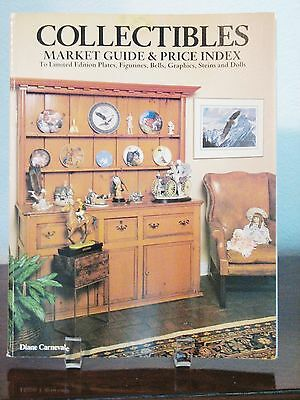 Collectibles Market Guide and Price Index, 1988 by Diane Carnevale (1988, Paper