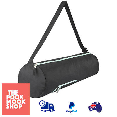 Yoga Mat Bag - Tote Exercise Carrier Strap, Workout Gym, Floor Roll Home Fitness