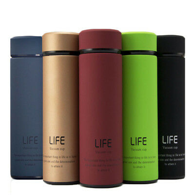 Vacuum Flask Thermal Cup Thermoses Bottle Coffee Mug Office Chilly Hot/Cold Cups