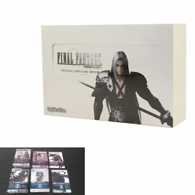 36 Packs Final Fantasy Trading Card Game: Opus 3 (III) Collection Booster Box