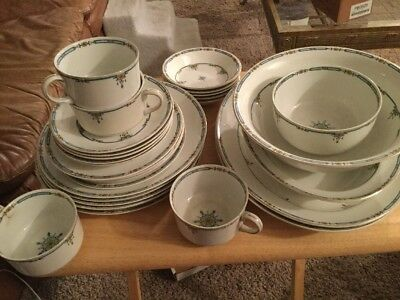 * ALFRED MEAKIN ENGLAND FAIRHAVEN China Lot, Some Damage But Rare Pieces.