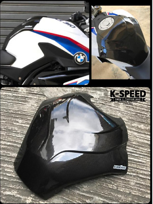 BMW G310R 2017 - 2018 Cover Carbon Fuel Tank Pad Protection Accessories Oil