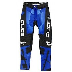 Clice trials clothing Riding  Kit trousers XS 28 - Small blue Black White Sherco